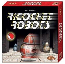 RICOCHET ROBOTS -  RICOCHET ROBOTS (FRANCAIS)