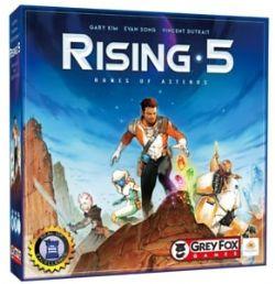 RISING 5: RUNES OF ASTEROS (ANGLAIS)