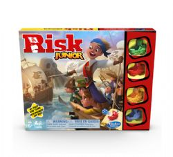 RISK JUNIOR -  JEU DE BASE (BILINGUE)