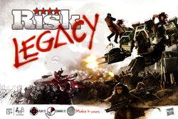 RISK -  LEGACY (ANGLAIS)