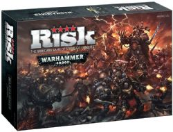 RISK -  WARHAMMER 40K (ANGLAIS)