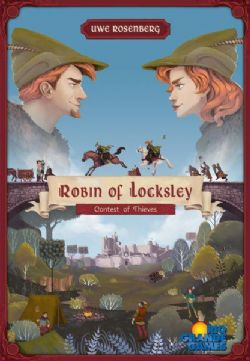 ROBIN OF LOCKSLEY -  CONTEST OF THIEVES