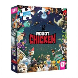 ROBOT CHICKEN -  IT WAS ONLY A DREAM (1000 PIECES)