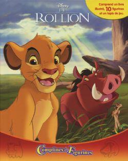 ROI LION, LE -  COMPTINES ET FIGURINES