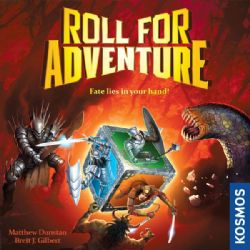 ROLL FOR ADVENTURE  (ANGLAIS)