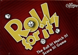 ROLL FOR IT ! -  ROLL FOR IT ! - RED EDITION