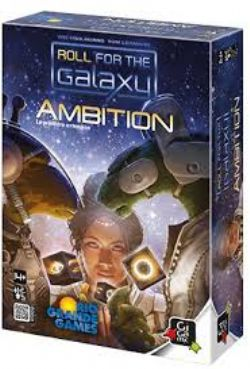 ROLL FOR THE GALAXY -  AMBITION (FRANCAIS)