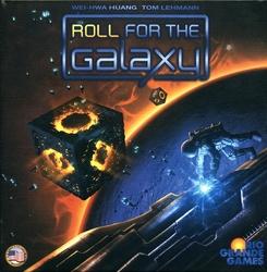 ROLL FOR THE GALAXY -  JEU DE BASE (ANGLAIS)