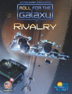 ROLL FOR THE GALAXY -  RIVALRY (ANGLAIS)