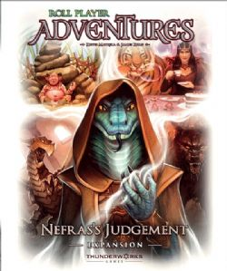 ROLL PLAYER ADVENTURES -  NEFRAS'S JUDGEMENT (ANGLAIS)