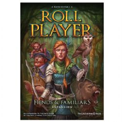 ROLL PLAYER -  FRIENDS & FAMILIARS (ANGLAIS)