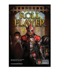 ROLL PLAYER -  JEU DE BASE (FRANÇAIS)