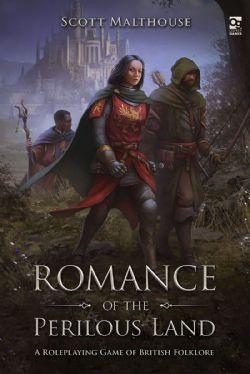 ROMANCE OF THE PERILOUS LAND -  JEU DE BASE (ANGLAIS)