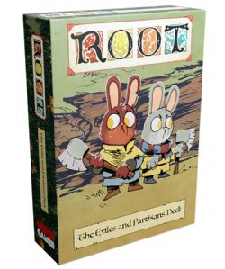ROOT -  THE EXILES AND PARTISAN DECK (ANGLAIS)