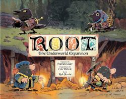 ROOT -  THE UNDERWORLD EXPANSION (ANGLAIS)