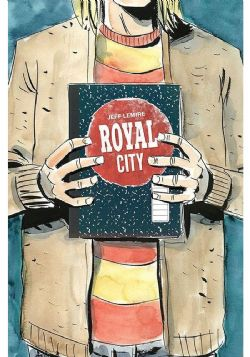 ROYAL CITY -  WE ALL FLOAT ON TP 03
