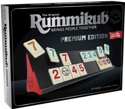 RUMMIKUB -  PREMIUM EDITION (ANGLAIS)
