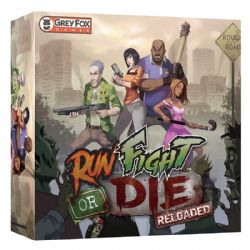 RUN FIGHT OR DIE: RELOADED -  JEU DE BASE (ANGLAIS)