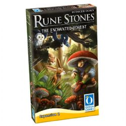 RUNE STONES -  THE ENCHANTED FOREST (MULTILINGUE)