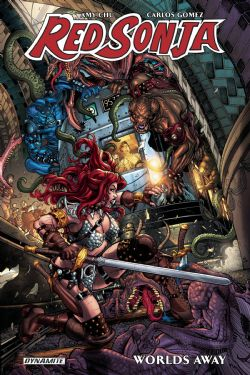 Red Sonja -  Worlds Away TP 01