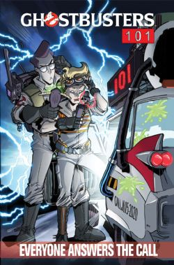 S.O.S. FANTÔMES -  EVERYONE ANSWERS THE CALL TP -  GHOSTBUSTERS 101