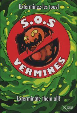 S.O.S. VERMINES (MULTILINGUE)