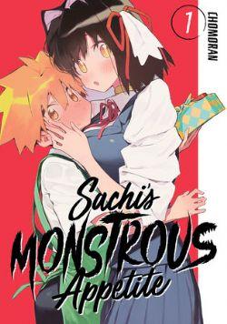 SACHI'S MONSTROUS APPETITE -  (V.A.) 01