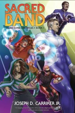 SACRED BAND -  SACRED BAND CHRONICLES 01