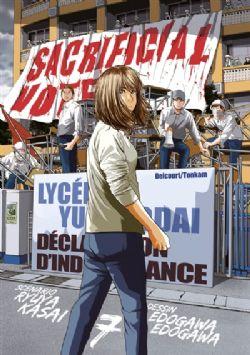 SACRIFICIAL VOTE -  (V.F.) 07