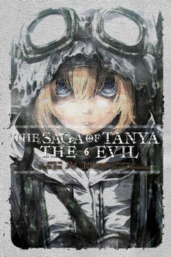 SAGA OF TANYA THE EVIL, THE -  -ROMAN- (V.A.) 06