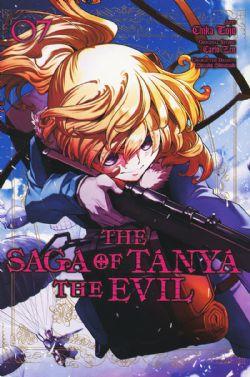 SAGA OF TANYA THE EVIL, THE -  (V.A.) 07
