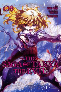 SAGA OF TANYA THE EVIL, THE -  (V.A.) 08
