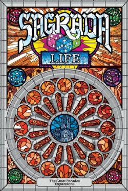 SAGRADA -  LIFE (ANGLAIS) -  THE GREAT FACADES 2