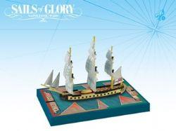 SAILS OF GLORY -  NAPOLEONIC WARS - ARGONAUT 1780 - SHIP PACK