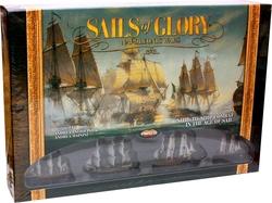 SAILS OF GLORY -  NAPOLEONIC WARS (ENGLISH)