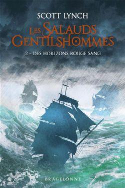 SALAUDS GENTILSHOMMES, LES -  DES HORIZONS ROUGE SANG (GRAND FORMAT) TP 02