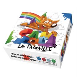 SAM LA PAGAILLE -  SAM LA PAGAILLE (FRANCAIS)