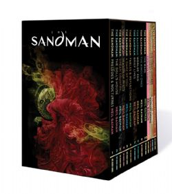 SANDMAN -  EXPANDED EDITION BOX SET TP