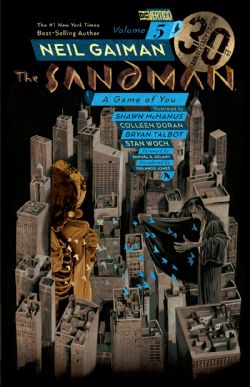 SANDMAN, THE -  A GAME OF YOU (30TH ANNIVERSARY EDITION) TP 05