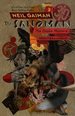 SANDMAN, THE -  DREAM HUNTERS (30TH ANNIVERSARY EDITION) (PROSE VERSION) TP