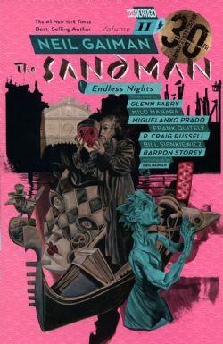 SANDMAN, THE -  ENDLESS NIGHTS (30TH ANNIVERSARY EDITION) TP 11