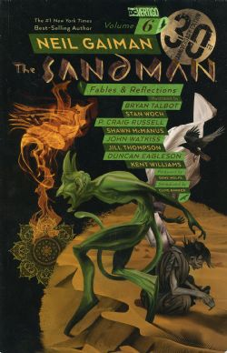 SANDMAN, THE -  FABLES AND REFLECTION (30TH ANNIVERSARY EDITION) TP 06