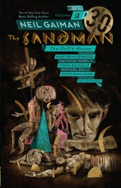 SANDMAN, THE -  THE DOLL'S HOUSE (30TH ANNIVERSARY EDITION) TP 02