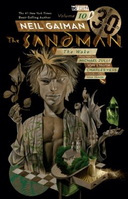 SANDMAN, THE -  THE WAKE (30TH ANNIVERSARY EDITION) TP 10