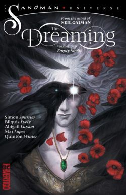 SANDMAN UNIVERSE -  EMPTY SHELLS TP -  DREAMING, THE 02