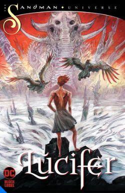SANDMAN UNIVERSE, THE -  THE DEVIL AT HEART -  LUCIFER 04