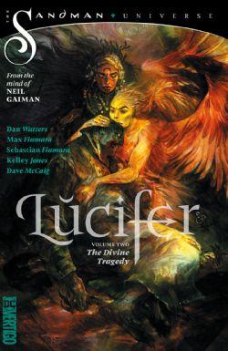 SANDMAN UNIVERSE, THE -  THE DIVINE TRAGEDY -  LUCIFER 02