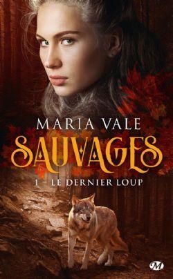 SAUVAGES -  LE DERNIER LOUP 01