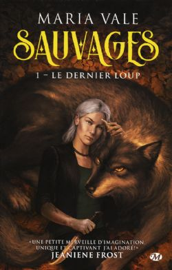 SAUVAGES -  LE DERNIER LOUP (GRAND FORMAT) 01
