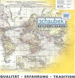 SCHAUBEK -  PAGES BLANCHES (PQT DE 50)